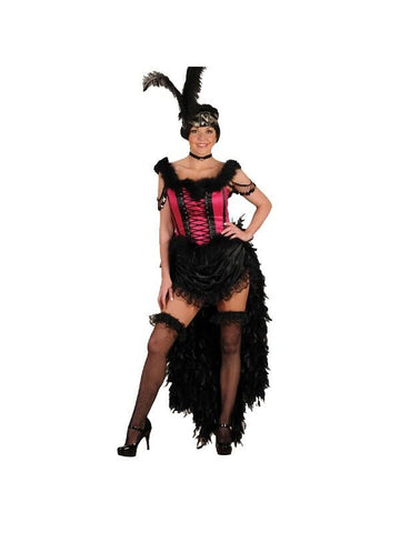 Adult Western Dancer Theater Costume