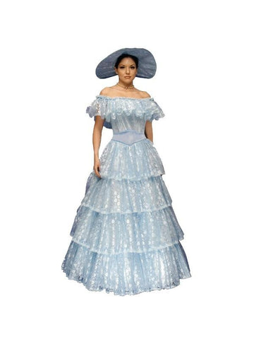 Adult Lacey Southern Belle Dress Theater Costume