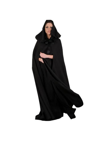 Adult Hooded Theater Costume Cape