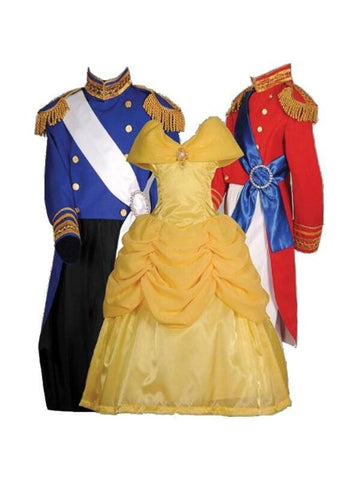 Adult Prince Charming Theater Costume
