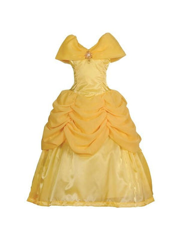 Adult Womens Belle at the Ball Theater Costume