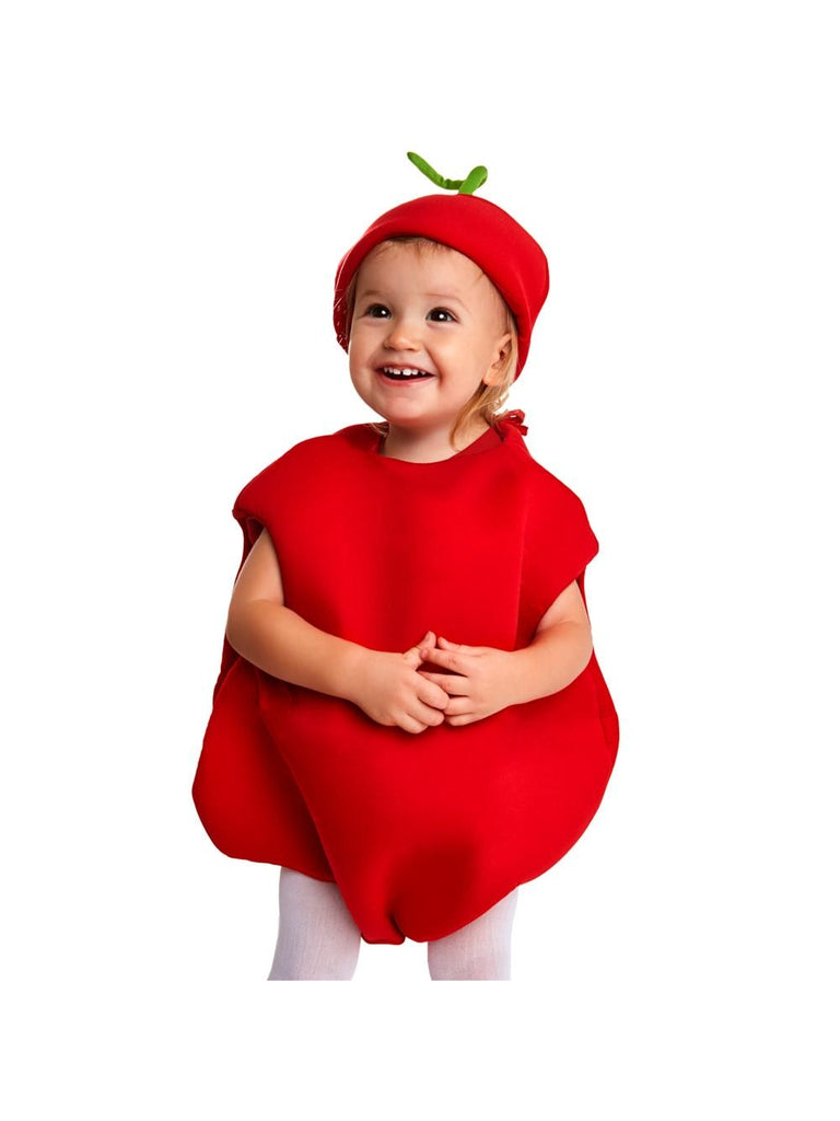 Toddler Cherry Costume-COSTUMEISH