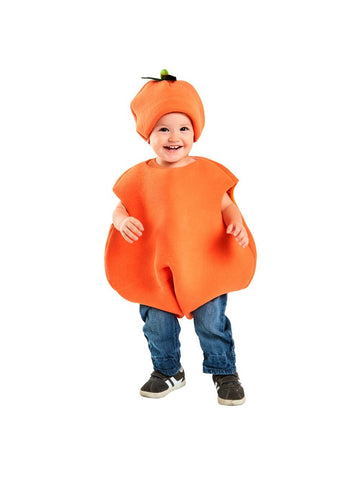 Toddler Orange Costume