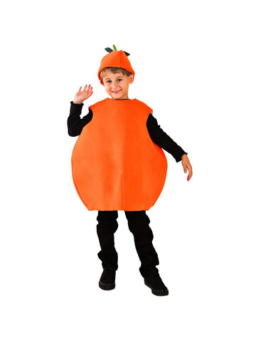 Child Orange Costume