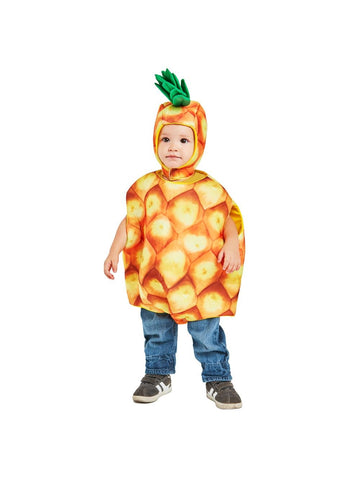 Toddler Pineapple Costume