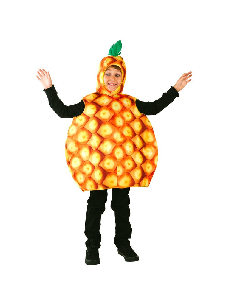 Child Pineapple Costume-COSTUMEISH