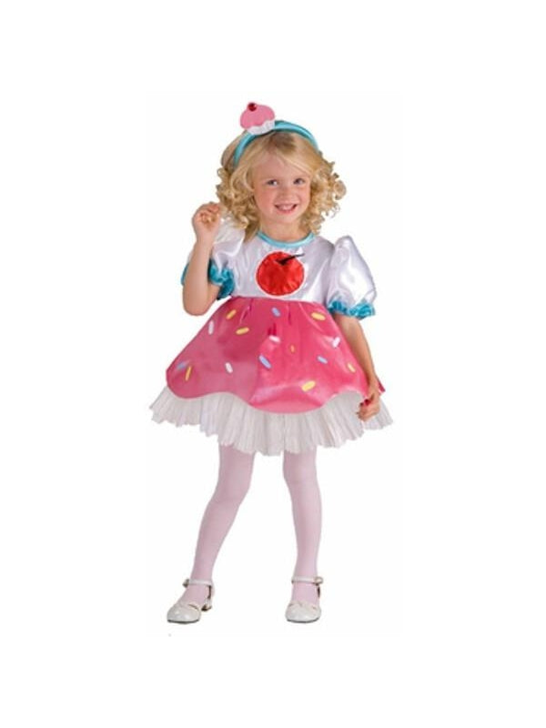 Toddler Cupcake Costume-COSTUMEISH