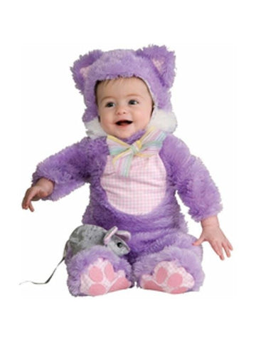 Baby Purple Kitten Costume-COSTUMEISH