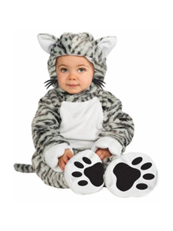 Baby Striped Cat Costume-COSTUMEISH