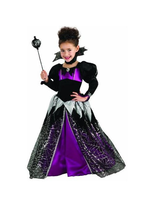 Little Princess Spider Queen Costume-COSTUMEISH