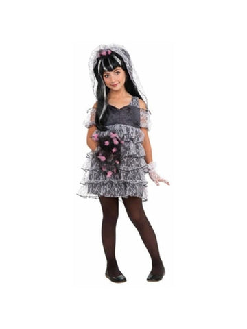 Child Monster Bride Costume