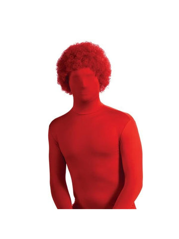 2nd Skin Colored Afro Wigs-COSTUMEISH