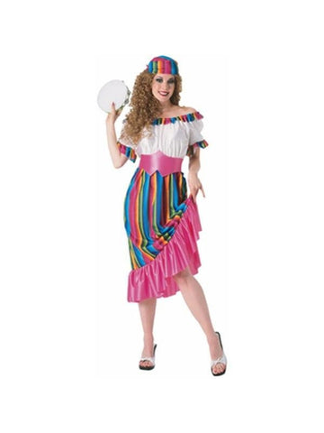 Adult Women's South of the Border Costume