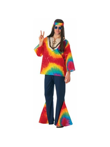 Adult Ridiculous Hippie Threads Costume