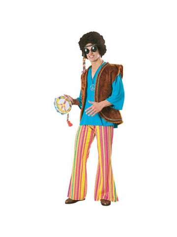 Adult John Q. Woodstock Costume-COSTUMEISH