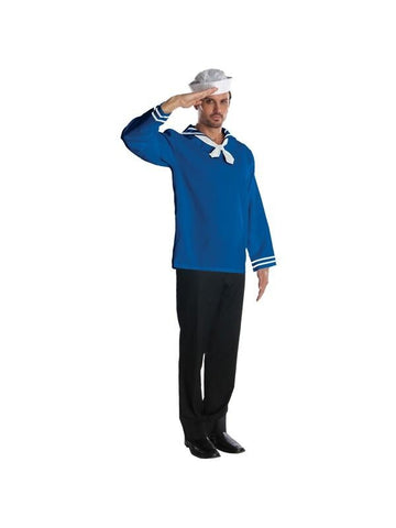Adult Traditional Sailor Costume-COSTUMEISH