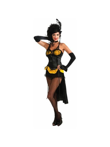 Adult Burlesque Dancer Costume