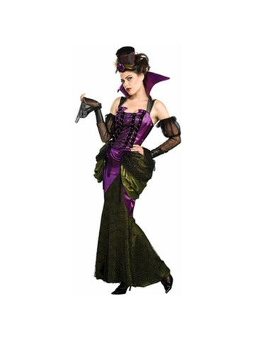 Adult Victorian Lady Vampire Costume