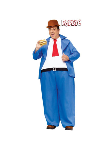 Adult J. Wellington Wimpy Costume Standard-COSTUMEISH