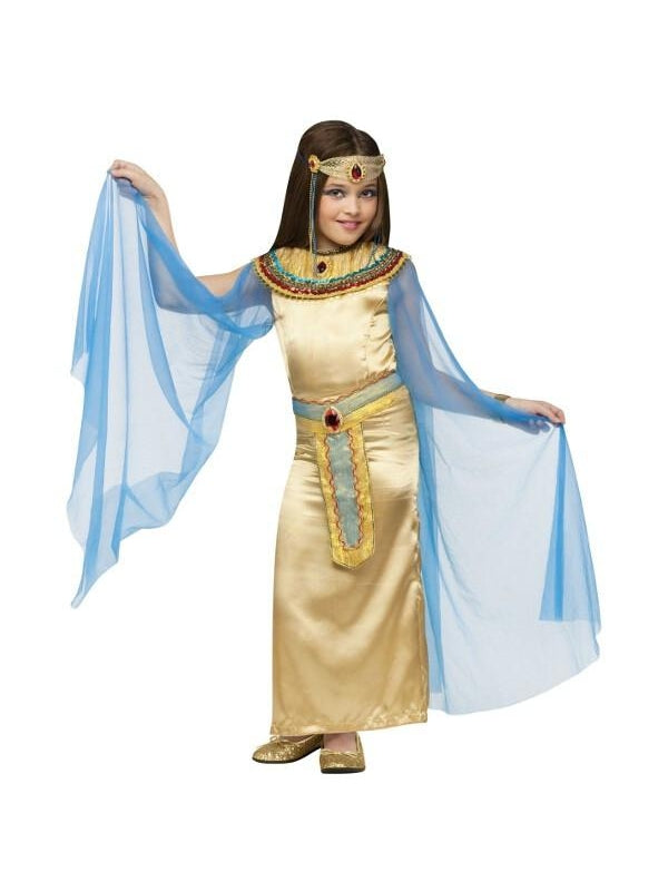 Childs Deluxe Cleopatra Costume-COSTUMEISH