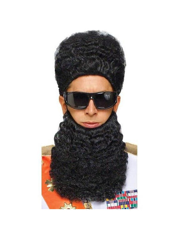 Fidel Castro Wig and Beard Set