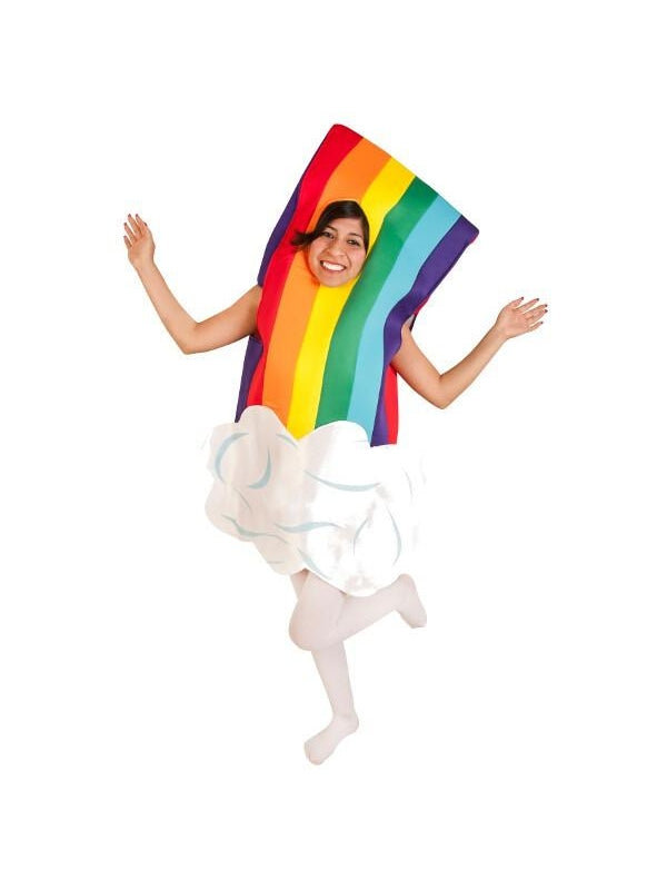 Child Rainbow Costume-COSTUMEISH