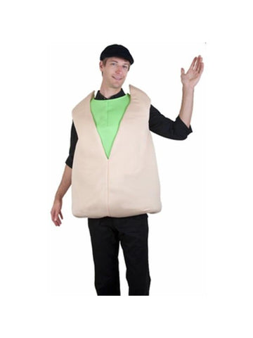 Adult Pistachio Nut Costume-COSTUMEISH