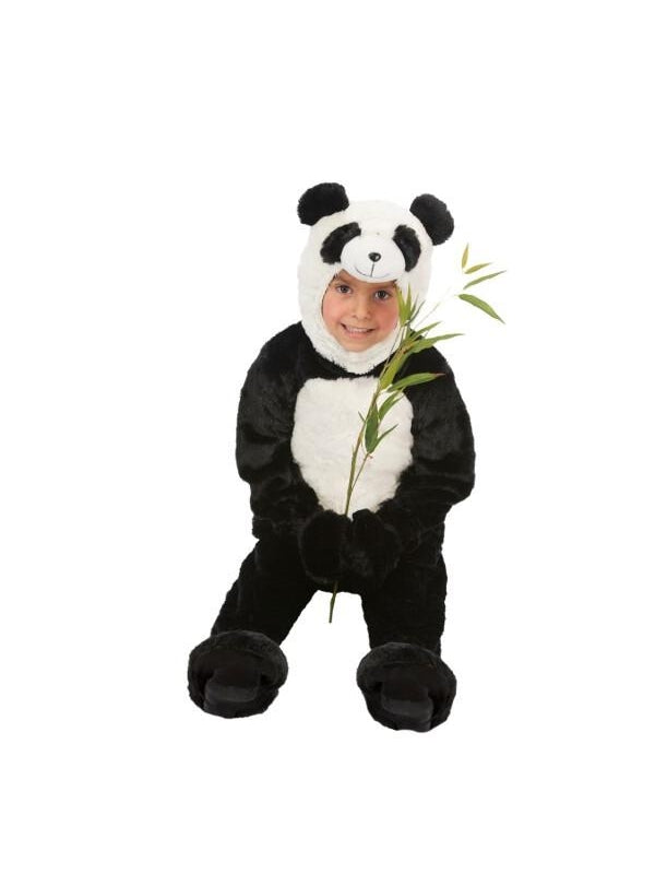 Toddler Panda Costume-COSTUMEISH