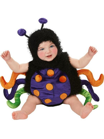 Infant Spider Costume-COSTUMEISH