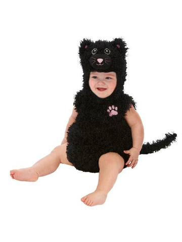 Baby Black Cat Costume-COSTUMEISH