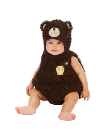 Baby Brown Bear Costume-COSTUMEISH