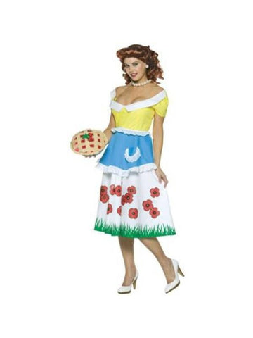 Adult June Cleavage Costume-COSTUMEISH