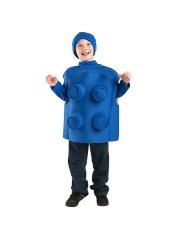 Child Brick Blocks Costume
