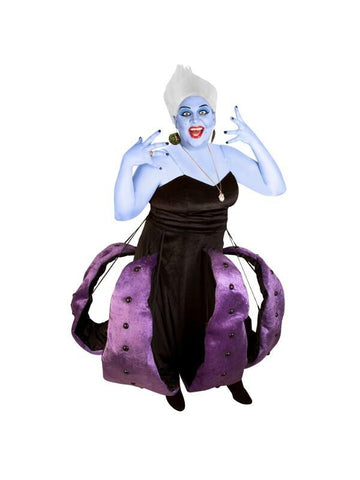 Adult Ursula Sea Witch Costume-COSTUMEISH