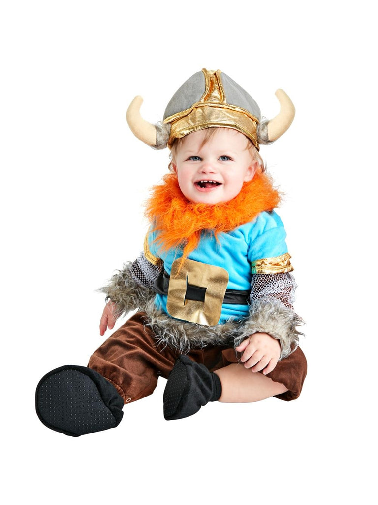 Toddler Viking Costume-COSTUMEISH