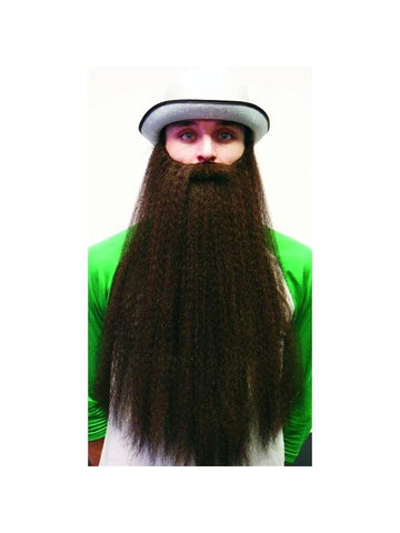 ZZ Top 20 Inch Long Beard-COSTUMEISH