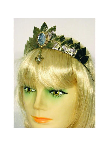 Adjustable Metal Greek Goddess Crown-COSTUMEISH