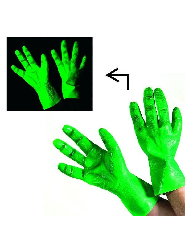 Alien Costume Hands-COSTUMEISH
