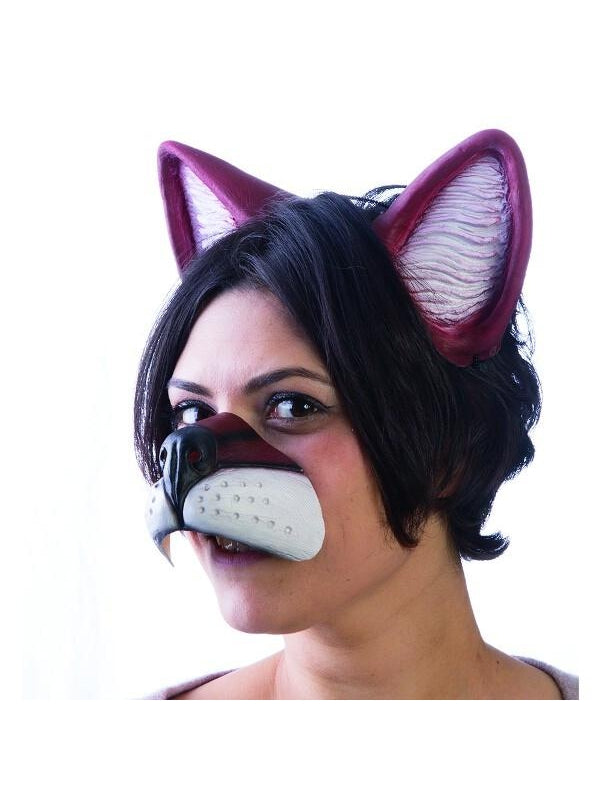 Fox Nose & Ear Set-COSTUMEISH