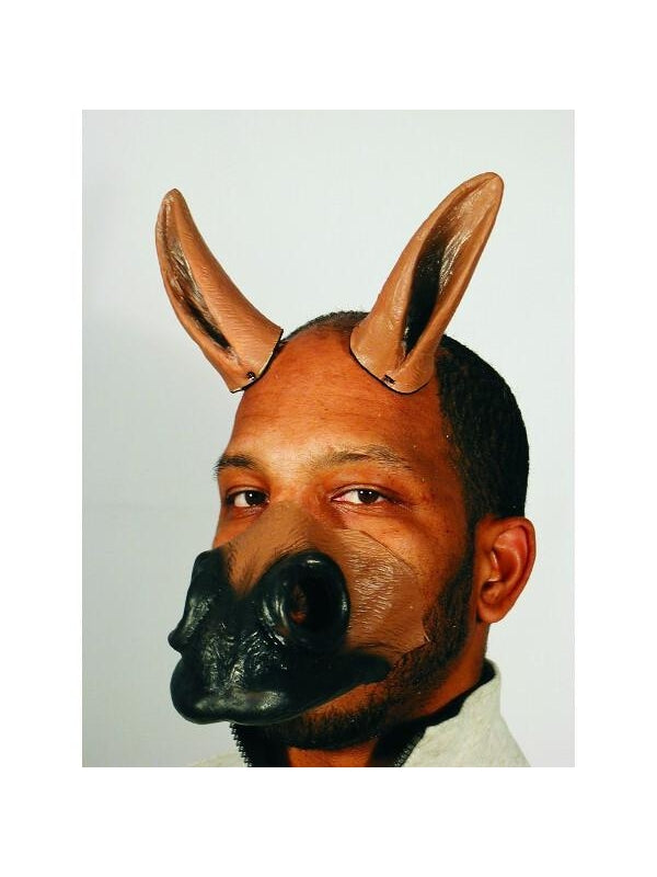 Horse Ears & Nose Set-COSTUMEISH