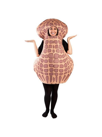 Adult Peanut Costume-COSTUMEISH
