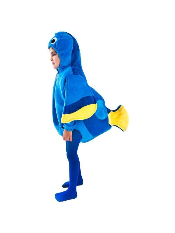 Toddler Blue Tang Fish Costume-COSTUMEISH