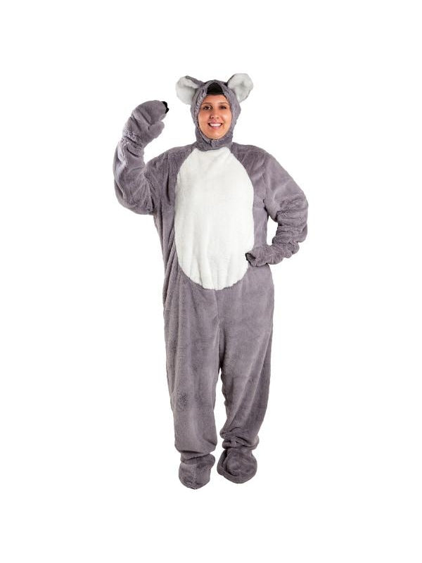 Adult Koala Bear Costume-COSTUMEISH