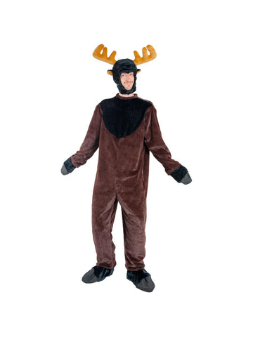 Adult Moose Costume-COSTUMEISH