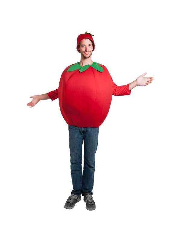 Adult Tomato Costume-COSTUMEISH