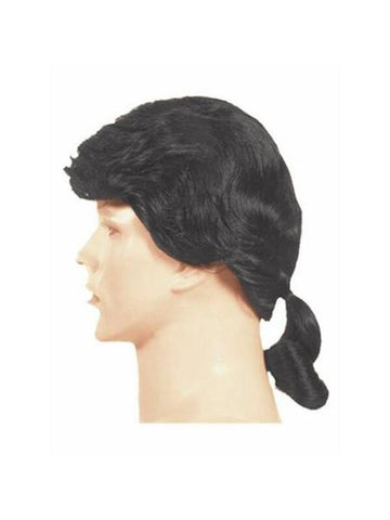 Men's Hitman Vega Pulp Fiction Costume Wig-COSTUMEISH