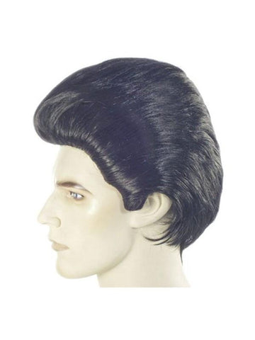 Men's Deluxe Danny Ducktail Costume Wig