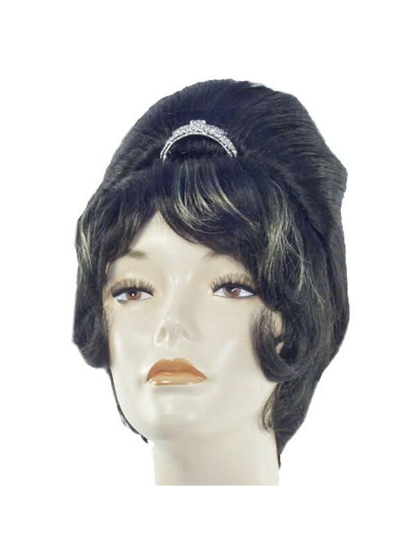 Women's Tiffany Golightly Costume Wig-COSTUMEISH