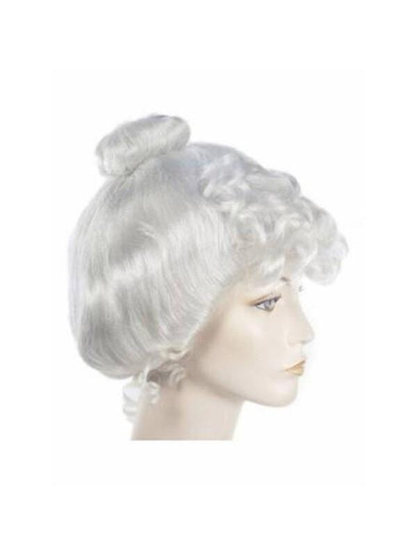 Women's Quality Mrs. Clause Costume Wig-COSTUMEISH
