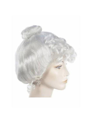 Women's Quality Mrs. Clause Costume Wig